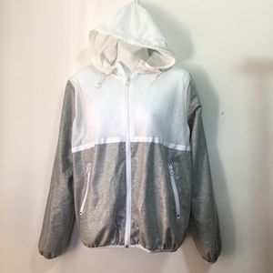 FOREVER 21 Jacket with hood